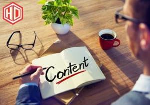 Nghề viết content