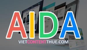Vận dụng Công thức AIDA