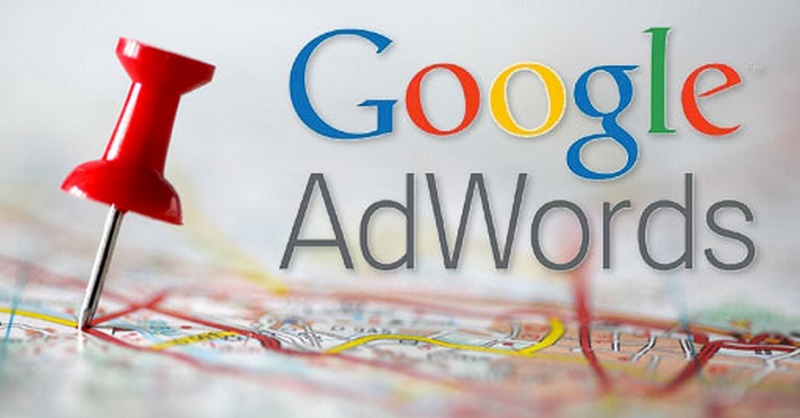 content chạy google adwords