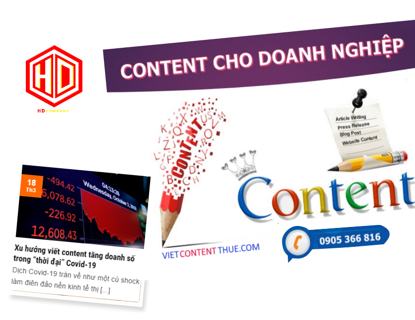 viết content tăng doanh số