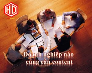 đầu tư vào content