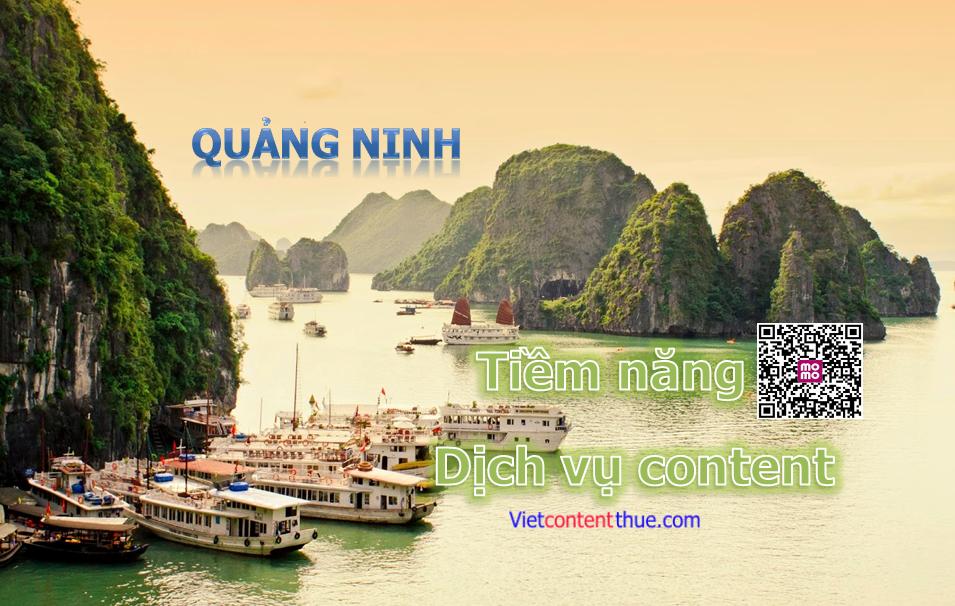 nhận viết content tại Quảng Ninh