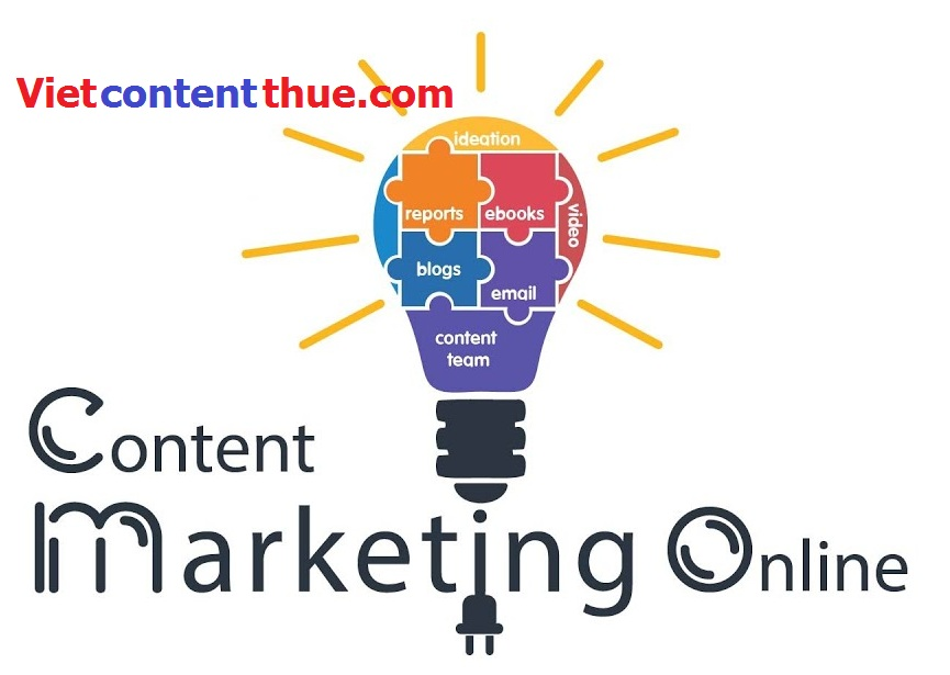 viết content online