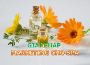 giải pháp marketing cho spa