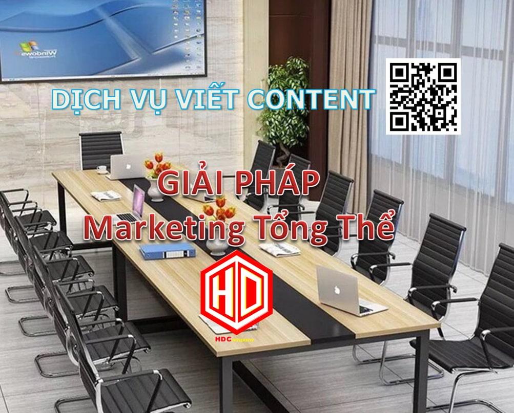 giai phap marketing tong the hdc