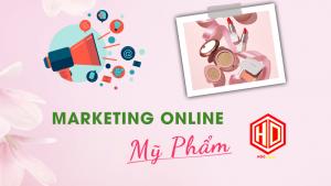 marketing online mỹ phẩm