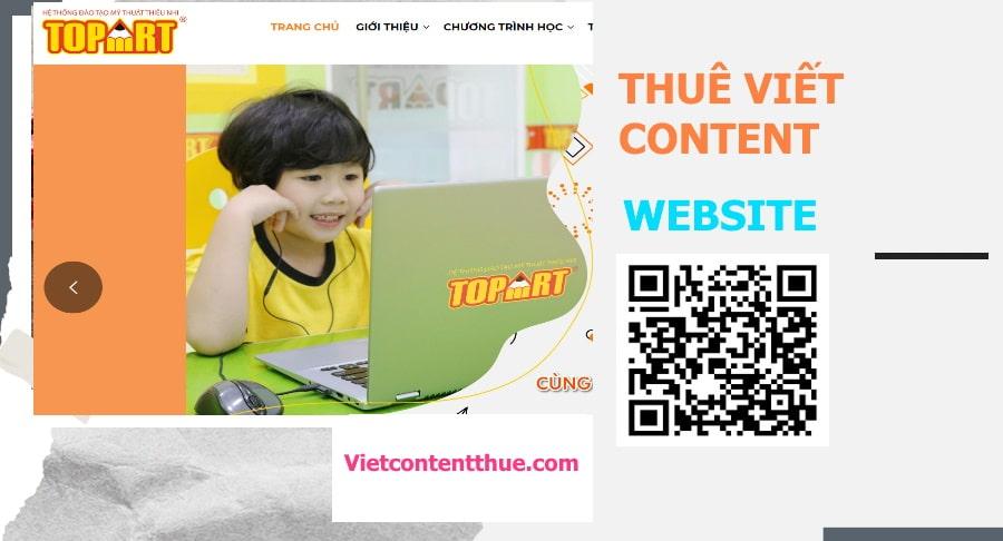 thuê viết content website