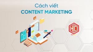 cach viet content marketing