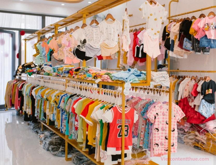 content bán quần áo hay