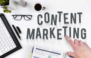 học content marketing